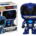 Funko Pop Movies del Power Ranger Azul