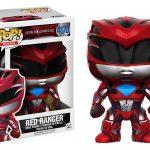 Funko Pop Movies del Power Ranger Rojo