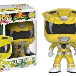 Funko Pop Television del Power Ranger Amarillo