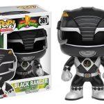 Funko Pop Television del Power Ranger Negro