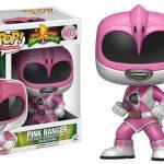 Funko Pop Television del Power Ranger Rosa