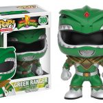 Funko Pop Television del Power Ranger Verde