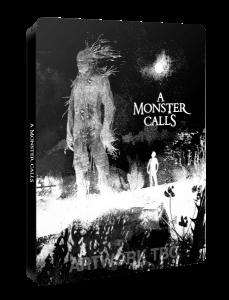 Steelbook de Un Monstruo Viene a Verme