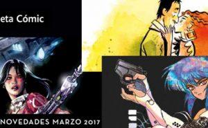 Novedades Planeta Marzo 2017