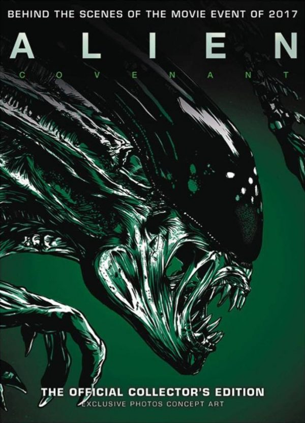 Alien: Covenant – The Official Collectors's Edition