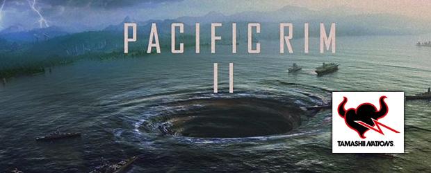 Tamashii Nations lanzará figuras de Pacific Rim Uprising