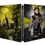 Resident Evil: Extinction Amazon Steelbook