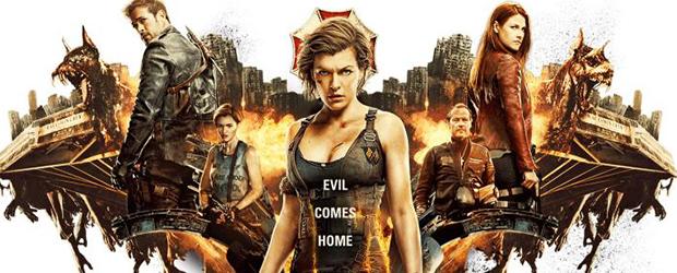 Ediciones Metálicas en Blu-ray de la saga Resident Evil