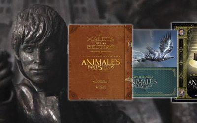 Artbooks y Libros de Animales Fantásticos y Dónde Encontrarlos (parte 2)