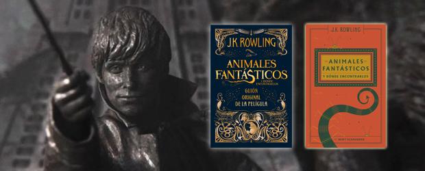 Artbooks y Libros de Animales Fantásticos y Dónde Encontrarlos (parte 1)