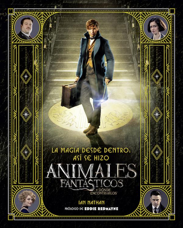 Artbooks De Animales Fantásticos Y Dónde Encontrarlos