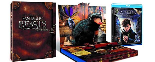 Ediciones De Animales Fantásticos Y Dónde Encontrarlos