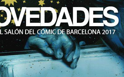 Las nuevas licencias de ECC Ediciones para el 35 Salón Internacional del Cómic de Barcelona