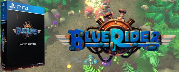 Blue Rider y su Edición limitada y numerada
