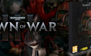 Cabezera Dawn of War III
