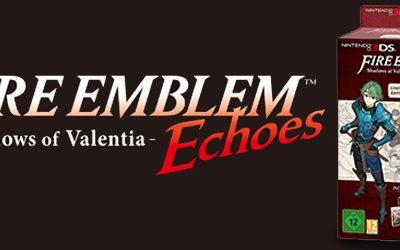 Fire Emblem Echoes: Shadows of Valentia y su edición limitada