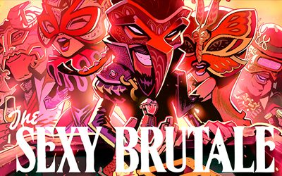 Análisis del videojuego The Sexy Brutale