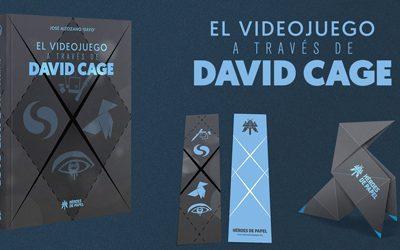 Reseña de El videojuego a través de David Cage de Héroes de papel