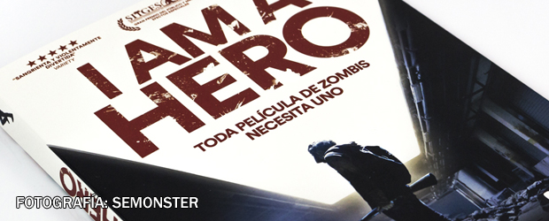Unboxing de la edición Blu-ray de I am a Hero