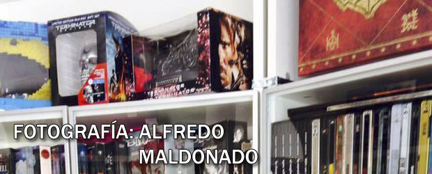 Entrevista a Alfredo Maldonado, un coleccionista de élite