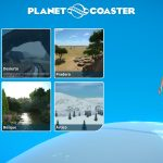 Planet Coaster Escenarios