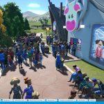 Planet Coaster Tienda Batidos