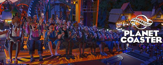 Edición física para Planet Coaster exclusiva de GAME