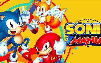 Vinilo Limitado de la BSO de Sonic Mania