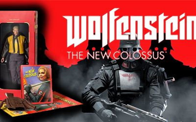 Edición de coleccionista de Wolfenstein II: The New Colossus