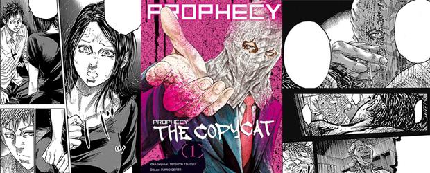 Reseña de Prophecy The Copycat Vol.1 de Planeta Cómic