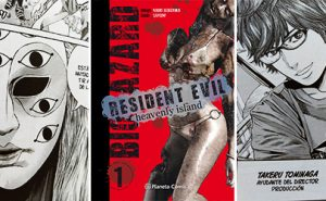 Resident Evil Heavenly Island 01
