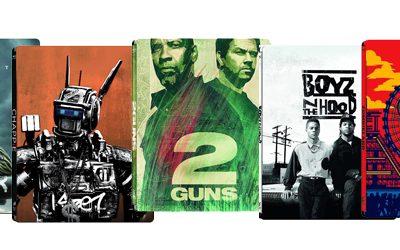 Nuevas ediciones metálicas de películas de Sony Pictures