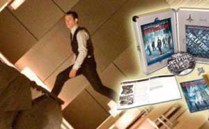 Origen Edición Limitada Maletín Blu-ray