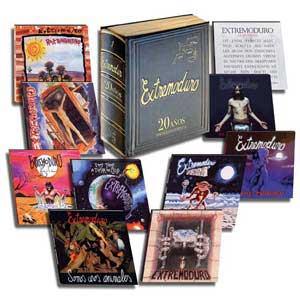 EXtremoduro, Material Defectuoso + CD (Edición limitada vinilo)