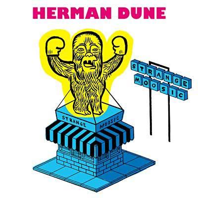 Herman Dune Strange Moosic + Libro (Edición limitada)