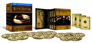 El Señor de los Anillos, Pack Ediciones Extendidas Blu-ray