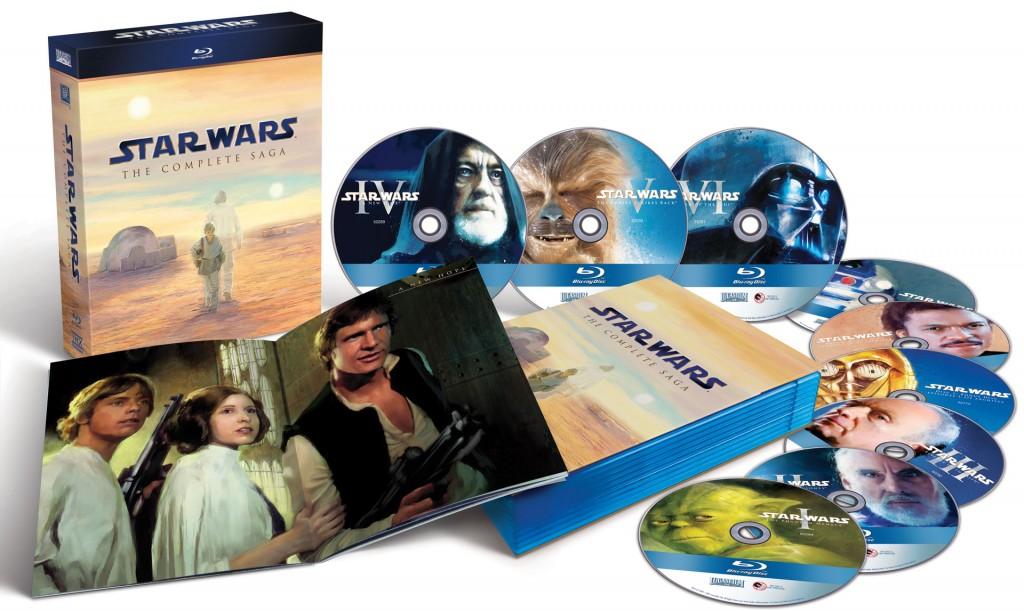 Star Wars. La Saga Completa