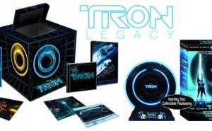 Ediciones coleccionista de Tron Legacy