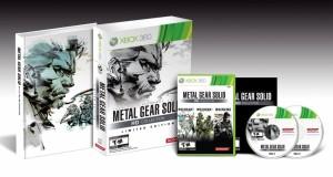 Metal Gear Solid 4 HD Collection Edición Limitada