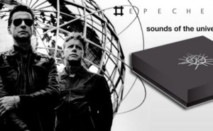 Depeche Mode - Sounds of the Universe Deluxe Box Set