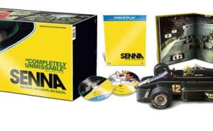 Senna Blu-ray Edición Limitada