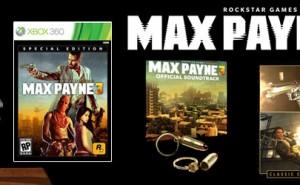 Max Payne 3 Edición Especial