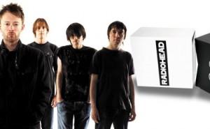 Radiohead Box Set Edición Limitada