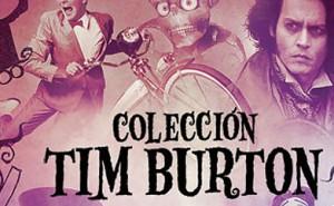 Colección Tim Burton Blu-Ray