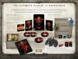 Diablo III Edición Coleccionista