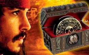 Piratas del Caribe Cofre Edición Limitada