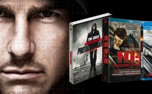 Misión Imposible: Protocolo Fantasma Blu-ray Edición Metálica y Pack Blu-ray