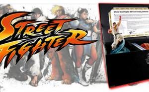 Street Fighter Edición 25 aniversario