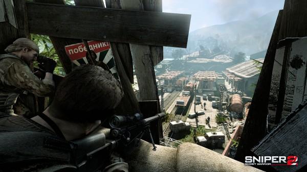 Sniper: Ghost Warrior 2 en el punto de mira