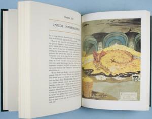 Ilustraciones de la edición coleccionista